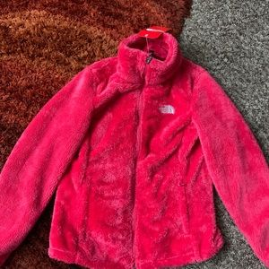 EXTREMELY soft & comfy north face jacket